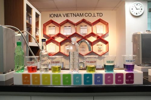 Khai trương trụ sở IONIA Việt Nam