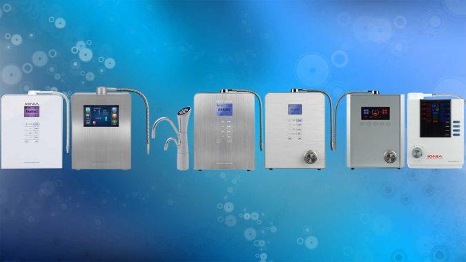 mua máy lọc nước điện giải chính hãng
